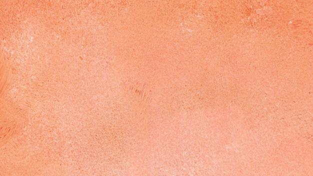 Sfondo arancione chiaro monocromatico vuoto