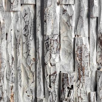 Sfondo artistico pannello di legno
