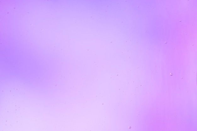 Sfondo astratto colorato con piccole bolle