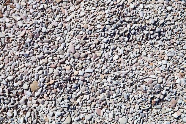 Sfondo astratto con pietre bianche e grigie