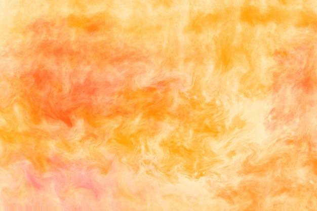 Sfondo astratto lampo arancione brillante