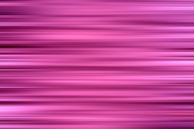Sfondo astratto linee orizzontali. le strisce sono sfocate in movimento.