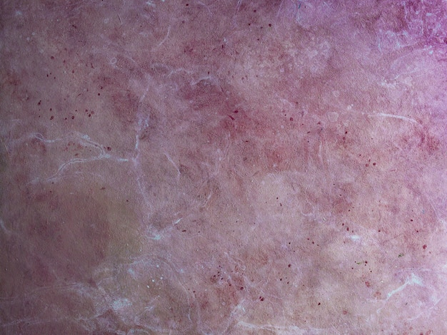Sfondo astratto muro rosa. pittura disegnata a mano dipinto su muro. trama di colore rosa. frammento di opere d'arte. pennellate di vernice. arte moderna. arte contemporanea