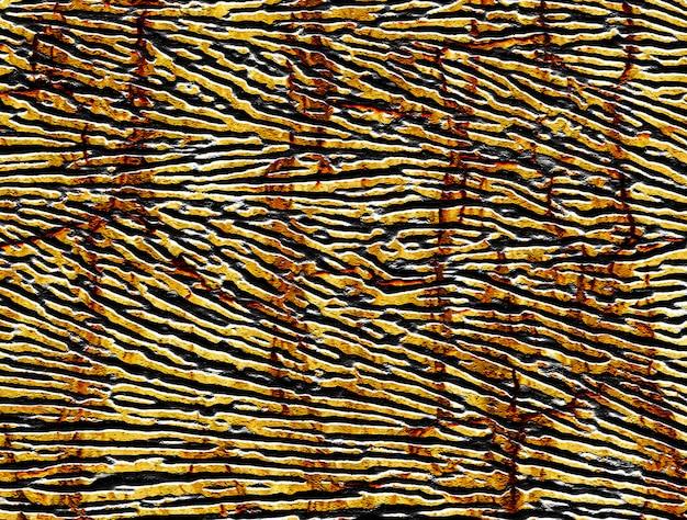 Sfondo astratto pelle di tigre