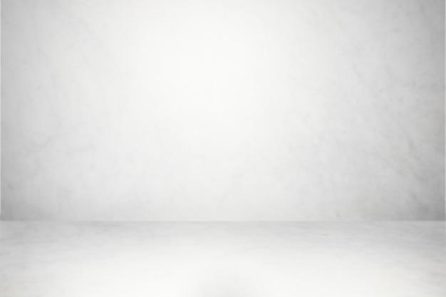 Sfondo bianco e grigio studio