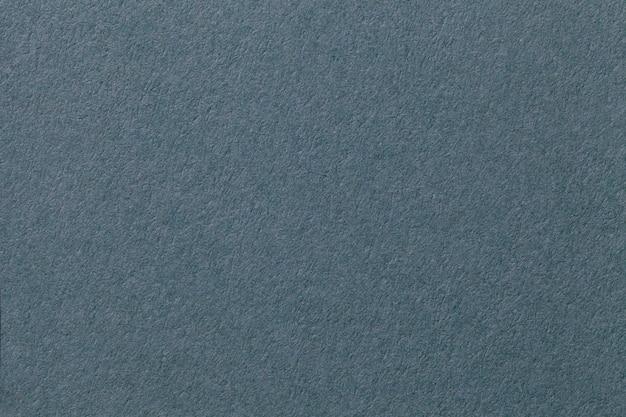 Sfondo blu di carta vecchia, cartone spesso,