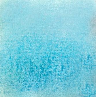 Sfondo blu di un disegno con gessetti pastelli morbidi