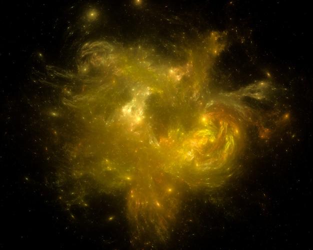 Sfondo campo stellare. spazio esterno stellato