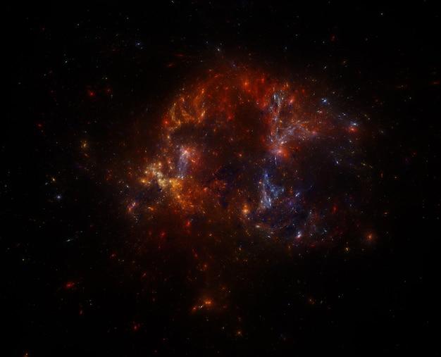Sfondo campo stellare