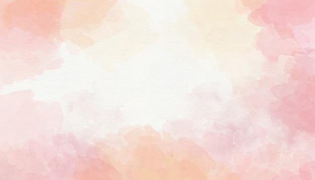 Sfondo colorato acquerello rosa