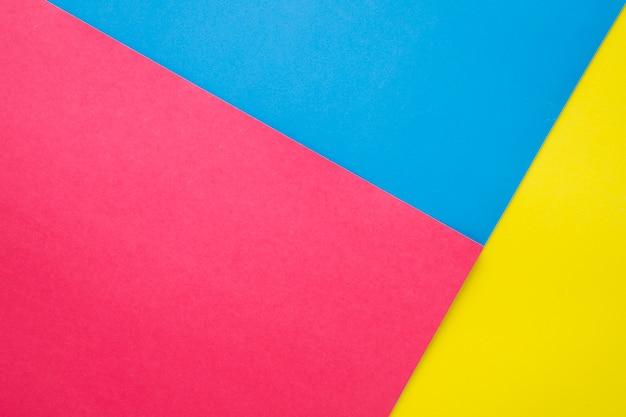 Sfondo colorato con spazio di copia