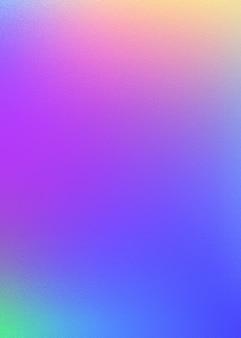 Sfondo colorato luminoso ologramma