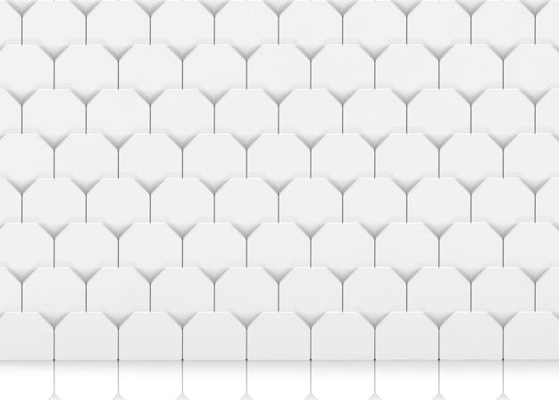 Sfondo del muro di stile modello tetto grigio.