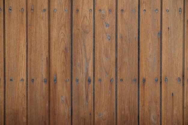 Sfondo del pannello di legno