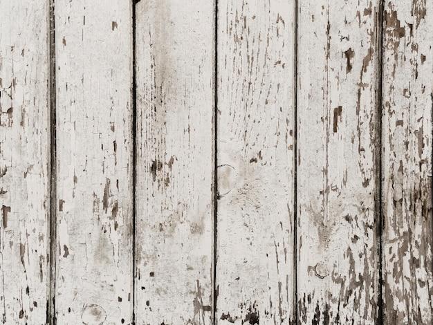 Sfondo del pannello di recinzione in legno d'epoca