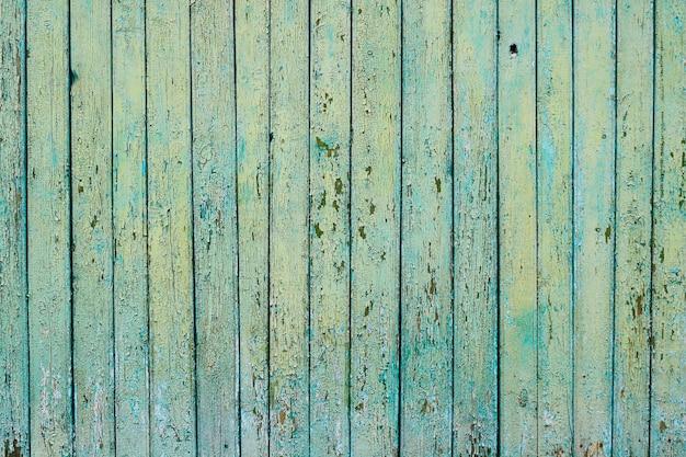Sfondo del vecchio recinto in legno