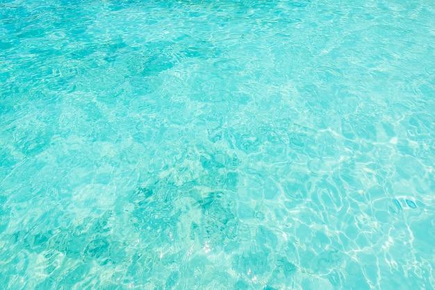 Sfondo di acqua di mare