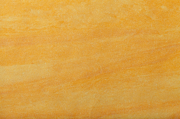 Sfondo di arte astratta con colore dorato e giallo