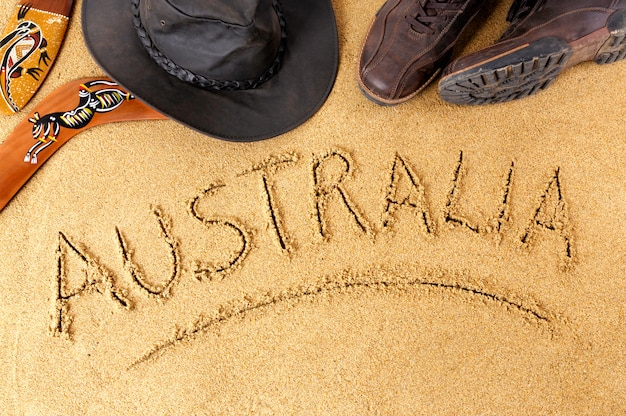 Sfondo di australia