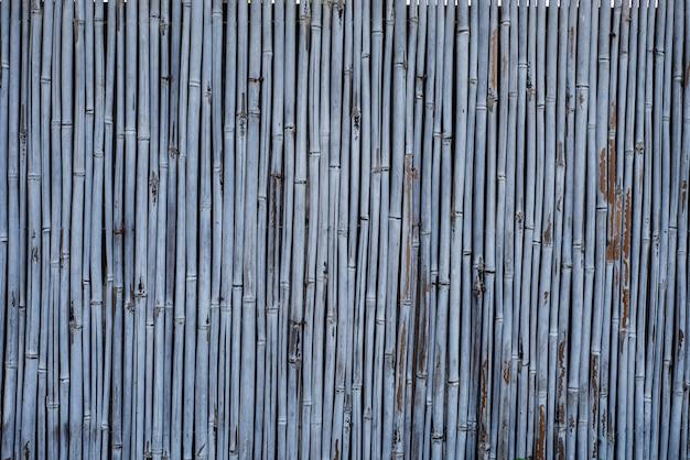 Sfondo di bambù dal vero bambù
