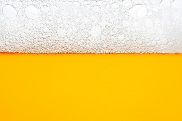 Sfondo di birra chiara