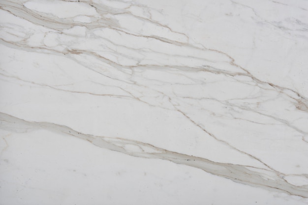 Sfondo di bordo in marmo bianco