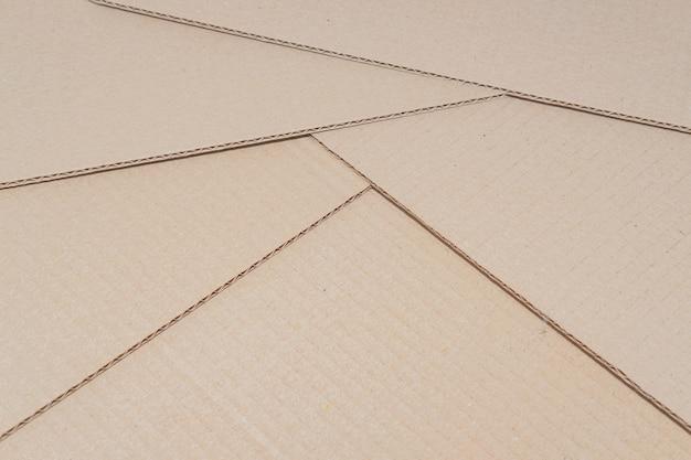Sfondo di carta cartone, con texture di sfondo.