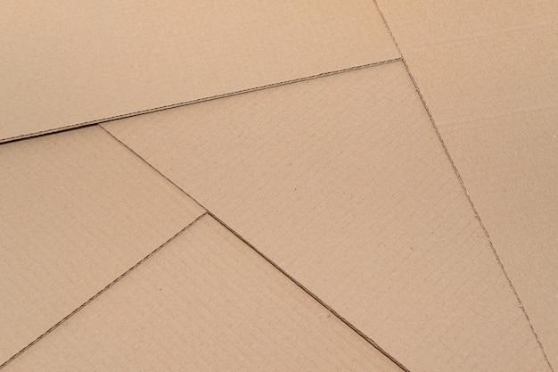 Sfondo di carta cartone
