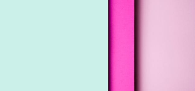 Sfondo di carta colorata con spazio di copia