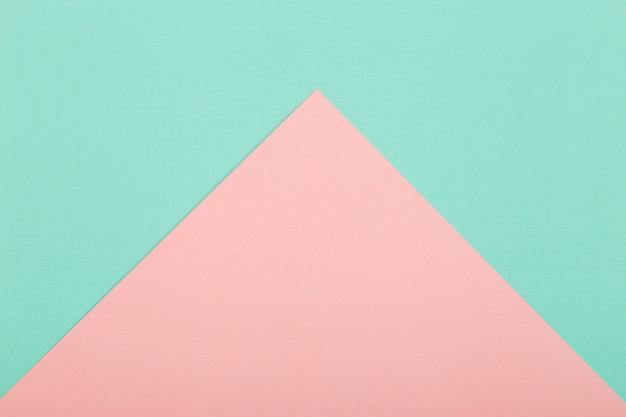 Sfondo di carta geometrica