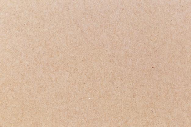 Sfondo di carta riciclata marrone