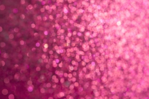 Sfondo di carta rosa scintillante