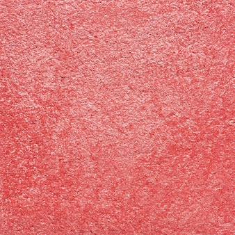 Sfondo di carta rossa metallizzata