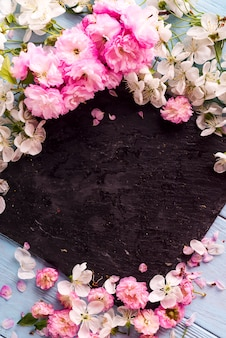 Sfondo di fiori d'arte