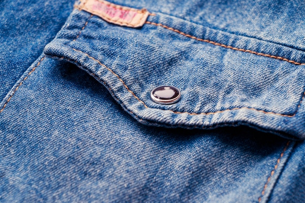 Sfondo di jeans denim