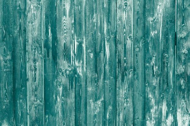 Sfondo di legno blu