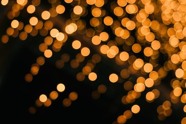 Sfondo di luci astratte