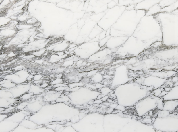 Sfondo di marmo bianco utilizzato per la decorazione e interni della parete