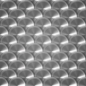 Sfondo di metallo