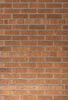 Sfondo di muro di mattoni marrone