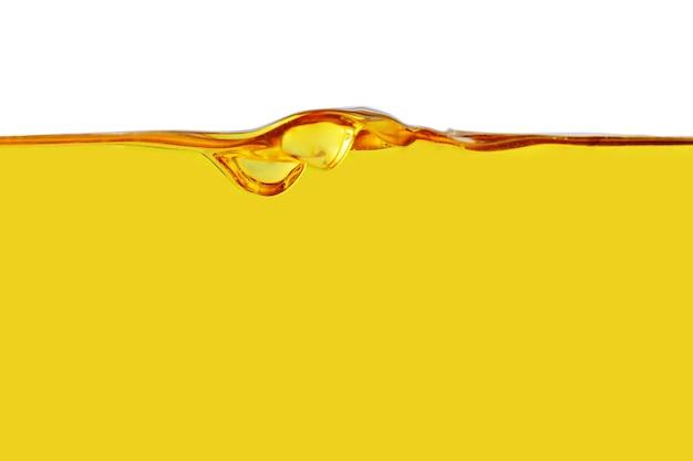 Sfondo di olio vegetale