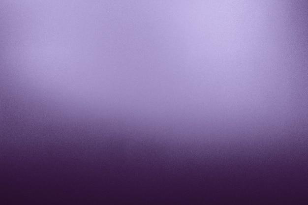 Sfondo di piastra metallica viola