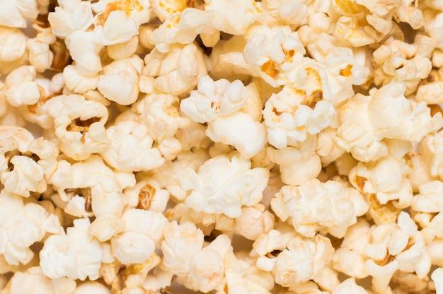 Sfondo di popcorn