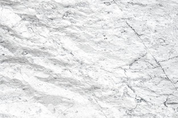 Sfondo di roccia di marmo bianco