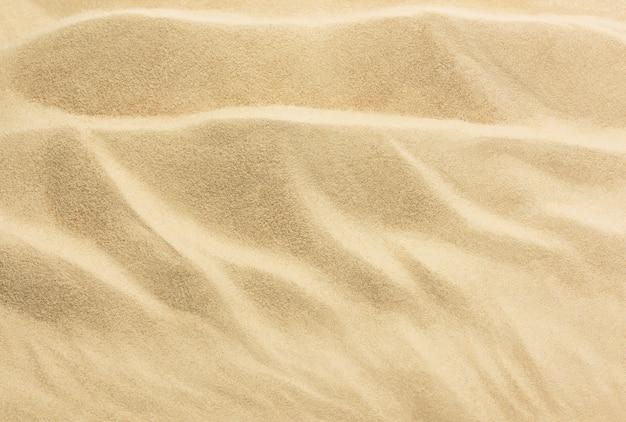 Sfondo di sabbia del deserto