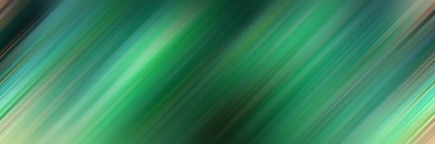 Sfondo di strisce diagonali astratte verde lucido