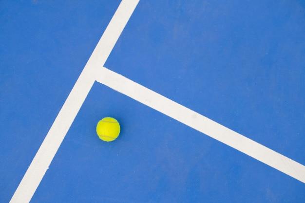 Sfondo di tennis grafico