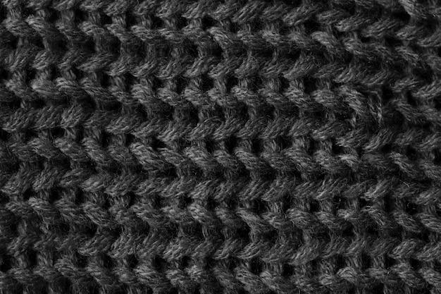 Sfondo di tessuto lavorato a maglia