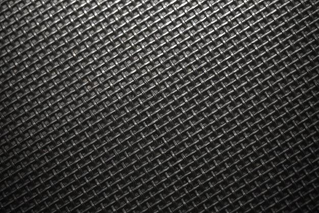 Sfondo di texture metallica metallica scura