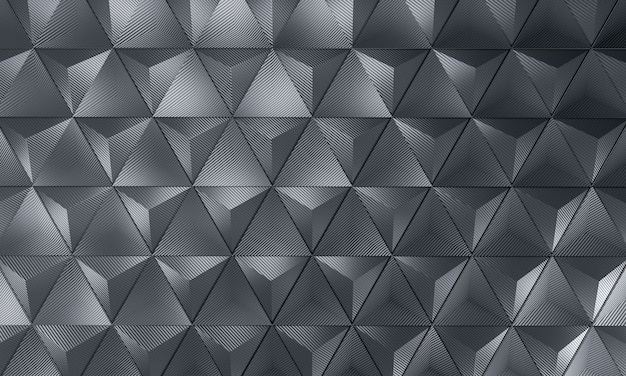 Sfondo geometrico di carbonio